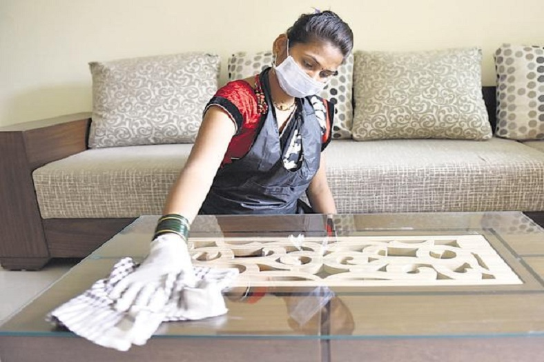 MK Manpower: Maid Placement Agency Delhi, Maid Services In